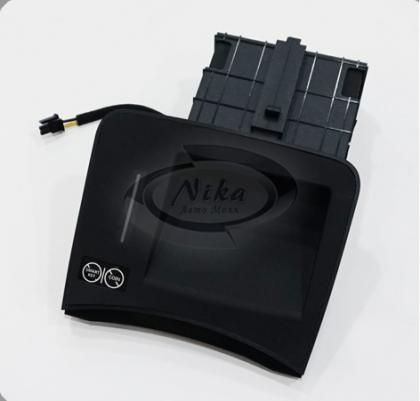 Фотография Renault Fluence NEW. Qi зарядное устройство