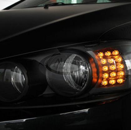 Фотография Chevrolet New Aveo. Двухрежимные модули