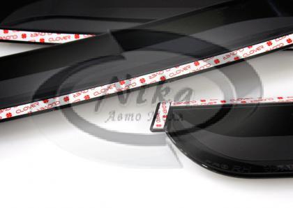Фотография Chevrolet New Aveo. Дефлекторы окон