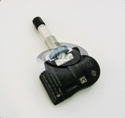 Фотография Latitude. Датчики контроля давления в шинах